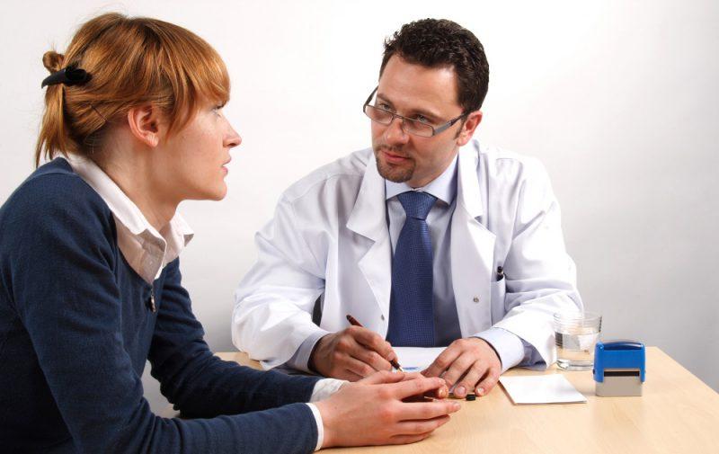 консультация у дерматолога