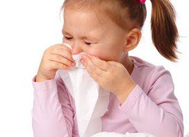 Аллергия у детей: симптомы, реакция, проявление